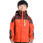 Pelliot Boys and Girls Clothing Outdoor Waterproof Breathable Winter Kids Jackets