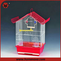 metal bird cage round design
