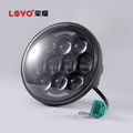 "special design 5.75"" 5.75 inch 80W led headlight for harley daymaker led motorcycle headlights"