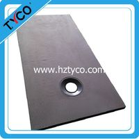 Extruded Polystyrene Shower Tray With Fiberglass and Cement