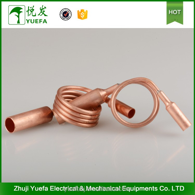 Refrigeration Air Conditioner Copper Pipe Fittings