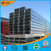 Roof Support Steel Beams with C/Z Section
