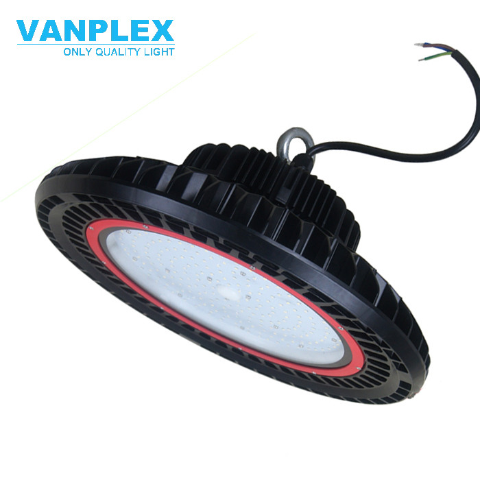 US Inventory Shipping Free, DLC ETL waterproof UFO led high bay light, industrial Shenzhen led Highbay