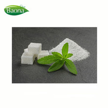 Low calories stevia dried leaves extract tabletop sweetener powder rebaudioside a 99%98%97% with erythritol