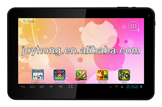 10.1 inch Dual Core Tablet PC with Micro USB 5PIN