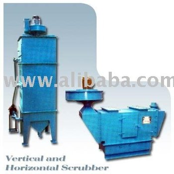 Scrubber Vertical and Horizontal Scrubber