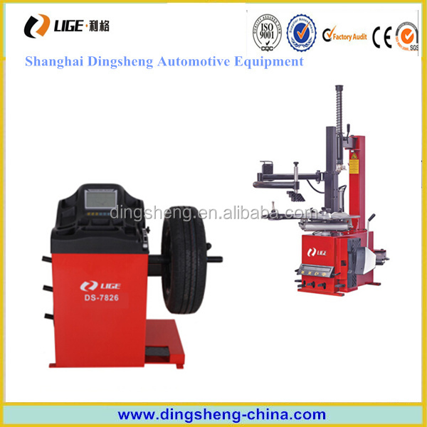 tire changer/wheel balancer/3d wheel alignment/car lifts for sales