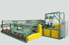 Automatic Chain Link Fence Machine/ Contact Supplier Chat Now! Automatic fence making machine chain link weaving machine