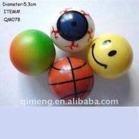eco-friendly TPR material rolling ball toy for kids