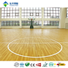 Vinyl synthetic basketball court flooring prices