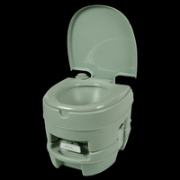 The manufacturer wholesale directly cheap 10l, 12l, 20l plastic portable camping toilet *