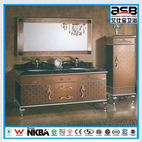 hot sale euro style antique luxury bathroom vanities