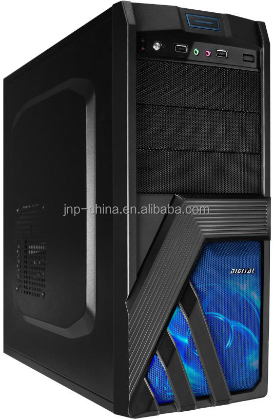 OEM SECC /SGCC factory price ATX/ ATX gaming full tower computer case