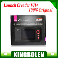 New Arrival 2013 LAUNCH Creader VII+ Original Launch OBDII Auto Code Scanner =Launch CPR123 Same Function Internet Update