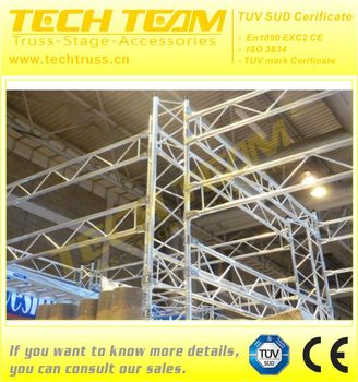 Used Tents Suppliers Flat Stage Truss