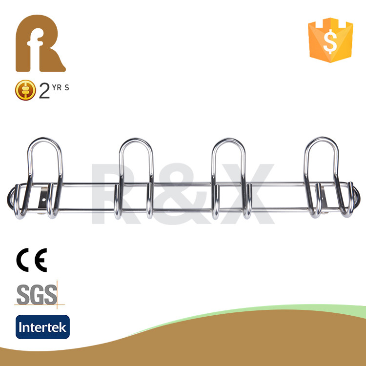 Cheap bathroom accessories sanitary ware robe clothes hook to hang clothes