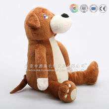 Popular products in malaysia soft handmade plush best made toys dog