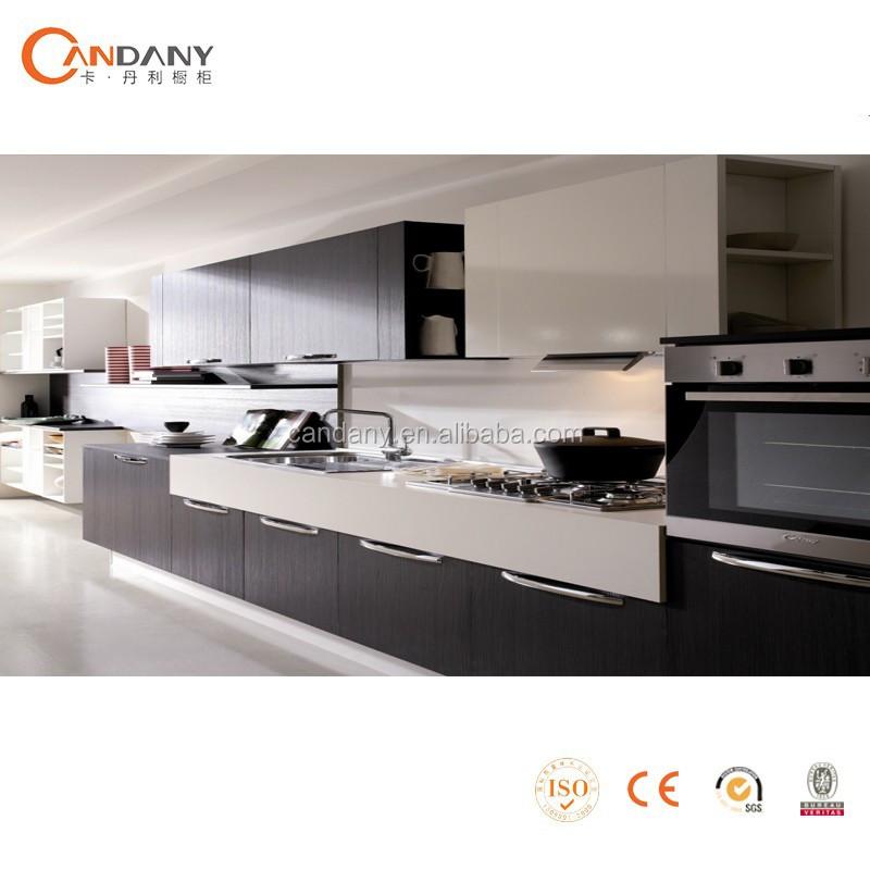 nieuwste ontwerp pvc keukenkast kleine keuken ontwerpen