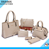 Wholesale handbag three pieces set lash bags handbags shoulder bags leader handbags women