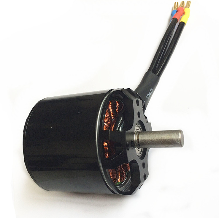 Powerful outrunner rc brushless motor 5065 for airplane for Most powerful brushless motor