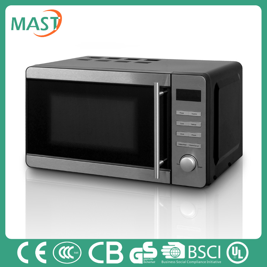Best fashion design ,icrowave oven with plastic screem used incommercial shop
