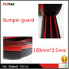 pvc car chrome strip car bumper strip
