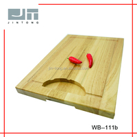 Elegant wooden carving board chopping board for sale