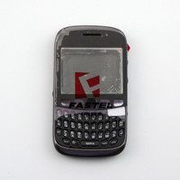 For BlackBerry Curve 9320 9315 Original New Full Complete Phone Housing Cover Case+Keypad(No joystick)