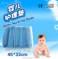 disposable waterproof baby urinal pads disposable baby nappy absorbent diapers OEM