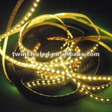 2012 outdoor waterproof led holiday decoration light 12v flexible led strip 3528 120 can be cut