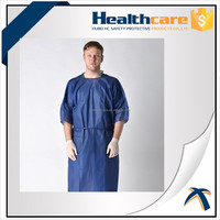 Disposable hospital patient gown