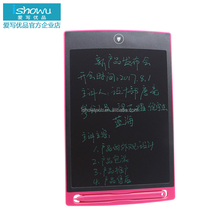 8.5 inch BlackBoard LCD Message Writing Tablet Durable Electronic Drawing Board with Custom Logo for School supplies