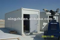 Steel Structure Modular Container Homes/cheap movable house/modern economical modular container home