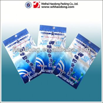 custom high temperature plastic bags