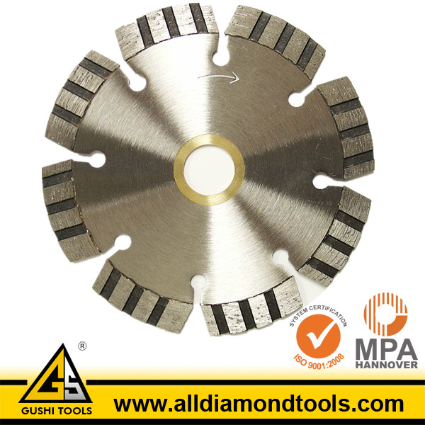 Turbo Diamond Blade Wet Dry Tile Saw General Concrete Marble Masonry