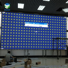 Harse manufacturer smd p6 advertising led display module p6 indoor sull color led module led screen full color outdoor P2.5