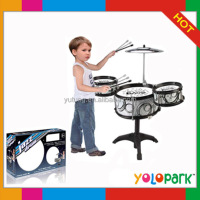 For boys new design electronic kids jazz drum set,musical instrument kids jazz drum set,battery operated kids jazz drum set