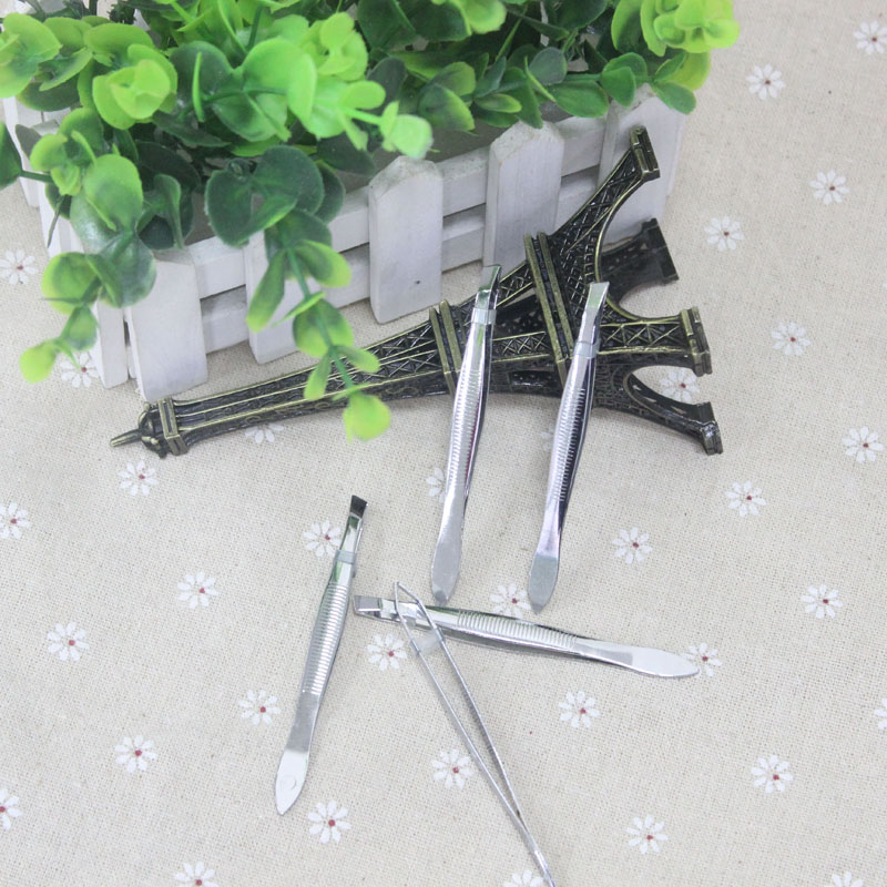 Promotional cheap tweezers in beauty & personal tools