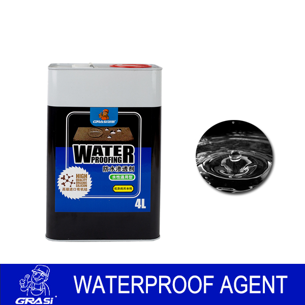 Seal bricks walls and floors organic silicon waterproofing agent