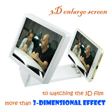 2015 latest 3D enlarge screen for mobile phone, Mobile Cell Phone Enlarge Screen holder