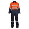 Multi function 2 TONE HI VIS for construction worker overalls