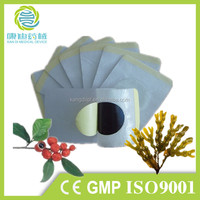 OEM factory 100% natural sex slimming patch with medical herbs effect