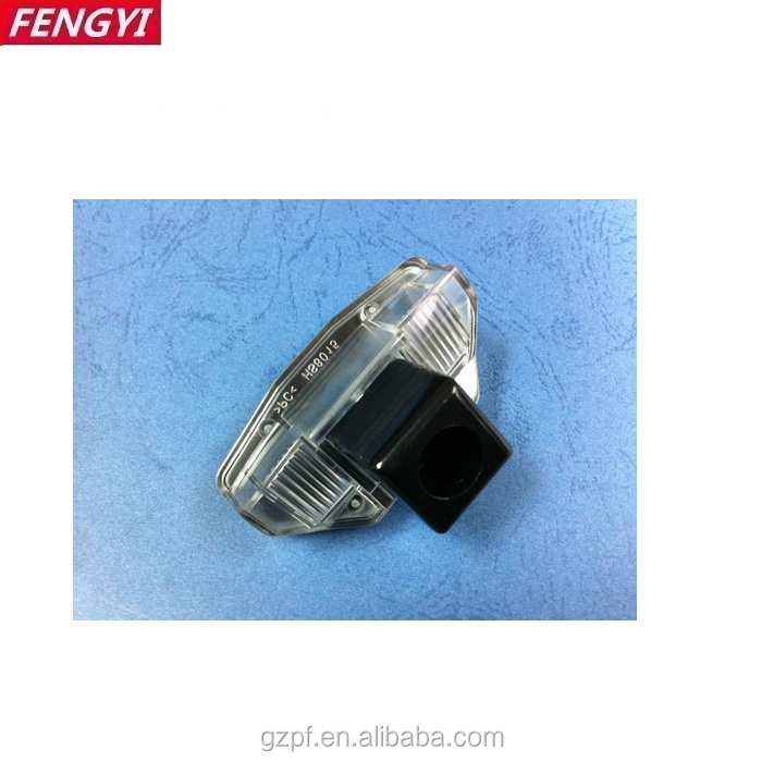 Factory Price! Rear View Camera With Park Sensors Reverse Camera For Honda Fit 2008 2011/ CRV 2007 2008 2010/ Odyssey 2009 2011