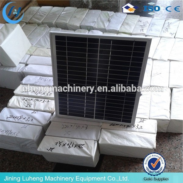 High efficiency Multi solar cell for solar panel for sale