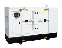 Portable 50hz generator 200kva diesel generator canopy with ATS