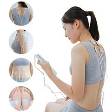 CE portable 2 channels tens electronic pulse massager with cheap price