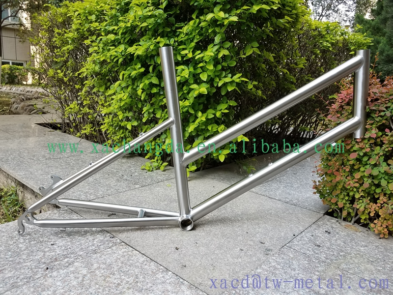 titanium mtb bike frame xacd made titanium kids bike frame chinese made titnaiium bike frame