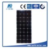 100w 12v mono solar panel with TUV/ISO/CE/IEC certificates