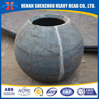 HOT FORGING LPG STORAGE SPHERES HEADS
