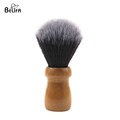 Belifa synthetic wooden beard brush wholesale